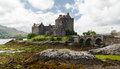 Eilean Donan castle, Scotland Royalty Free Stock Photography