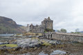 Eilean Donan Royalty Free Stock Photo