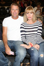 Eileen Davidson, Vince Van Patten Royalty Free Stock Photo