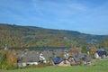 Einruhr, Eifel,North Rhine Wes...