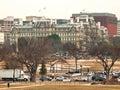 Eisenhower Executive Office Bulding Royalty Free Stock Photo