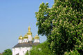 Ekateriniska church in Chernigov Royalty Free Stock Images