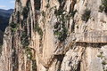 El Chorro Gorge,Spain