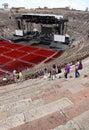 El colosseum de la arena en Verona, Italia Fotografía de archivo libre de regalías