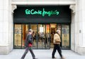 El Corte Ingles Royalty Free Stock Images