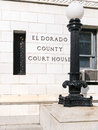 El Dorado County, California courthouse