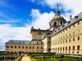 El Escorial, Madrid Spain Royalty Free Stock Photo