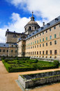 El Escorial, Spain Royalty Free Stock Photo