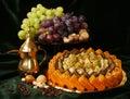 El fruta-pedazo Foto de archivo libre de regalías