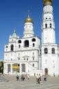 El ivan el gran campanario de bell Imagen de archivo