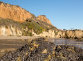 El Matador State Beach California Royalty Free Stock Photo