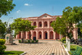 El museo del cabildo in asuncion paraguay Royalty Free Stock Photo