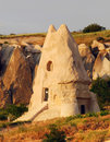 El Nazar church in Cappadocia, Turkey Royalty Free Stock Photo