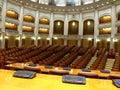 El parlamento rumano Foto de archivo libre de regalías