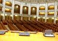 El parlamento rumano Imagen de archivo