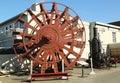 El sternwheel de petaluma en san francisco maritime national historical park Imagen de archivo