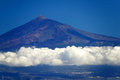 El Teide Volcano Royalty Free Stock Photo