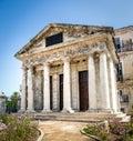 El Templete - Havana, Cuba Royalty Free Stock Photo
