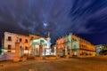 El Templete - Old Havana, Cuba Royalty Free Stock Photo