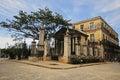 El Templete in Old Havana Royalty Free Stock Photo
