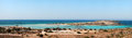 Elafonisi beach (Crete, Greece) Royalty Free Stock Image
