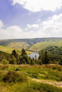 Elan valley Stock Photography