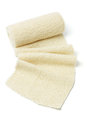 Elastic Crepe Bandage Stock Photo