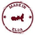 Elba seal.