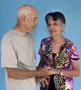 Elder Couple Stock Images