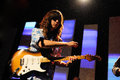 Eleanor friedberger executa em barcelona Fotos de Stock Royalty Free