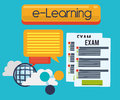 Elearning and education design
