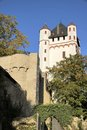 Electoral castle of eltville rheingau hesse germany Royalty Free Stock Photo