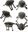 Electric Bug Royalty Free Stock Image