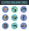 Electric building tools