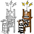 Electric Chair Stock Photos