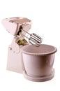 Electric mixer Royalty Free Stock Photo