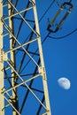 Electric pillar
