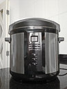 Electric pressure cooker Royalty Free Stock Photo