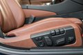 Electric seat adjustment detail of a car buttons Stock Images