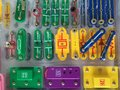 Electrical education in school Royalty Free Stock Image
