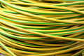 Electrical electric Cable Wires Royalty Free Stock Photo