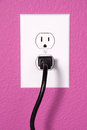 Electrical outlet Stock Photography
