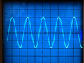 Electrical signals Royalty Free Stock Photo