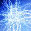 Electrical sparks Royalty Free Stock Photo