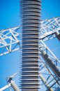 Electrical Substation Royalty Free Stock Photos