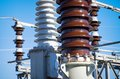 Electrical Substation Stock Photography