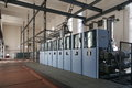 Electrical substation Royalty Free Stock Photo