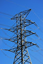 Electrical Tower Royalty Free Stock Photography