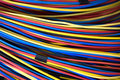 Electrical Wires Royalty Free Stock Photo