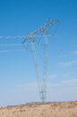 Electricity Pylon. Stock Photography